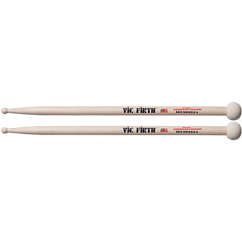 Drumsticks Vic Firth American Custom SD12 Swizzle G