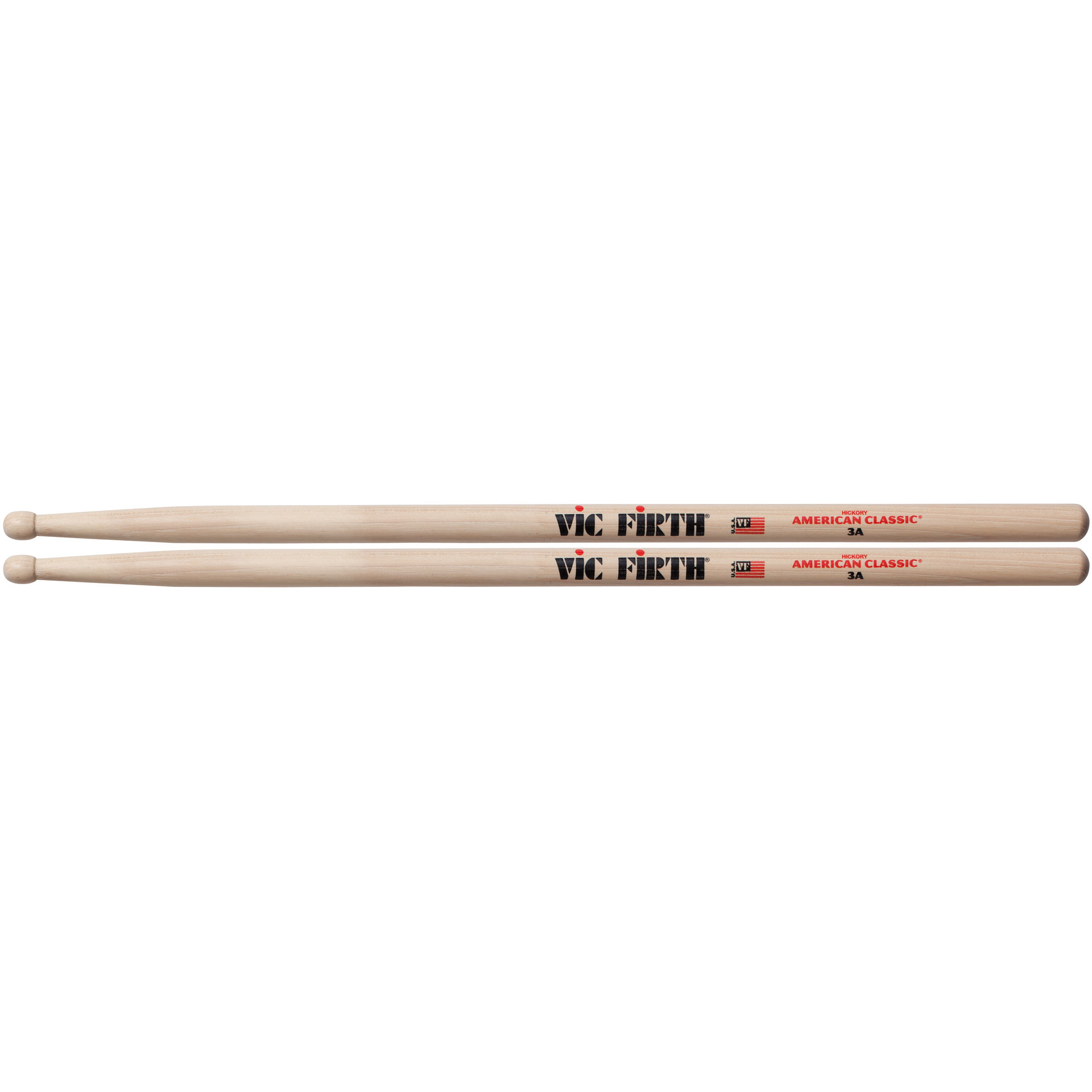Vic firth american classic 3a drumsticks for American classic 3