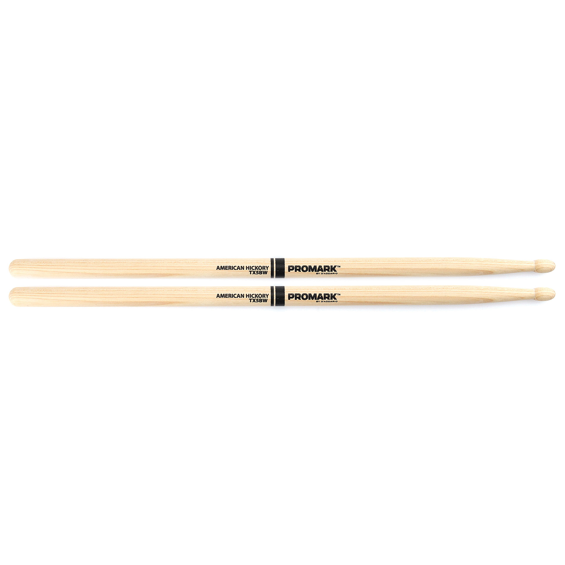 ProMark TX5BW HICKORY 5B Wood Tip