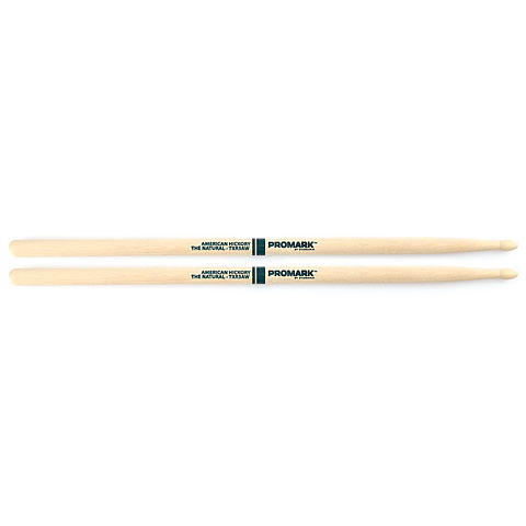 """Drumsticks Promark Hickory 5A """"The Natural"""" Wood Tip"""