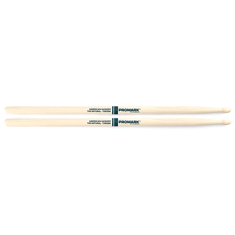 Promark Hickory 5B  The Natural  Wood Tip