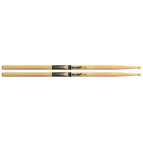 Promark Hickory 740 Evelyn Glennie Wood Tip