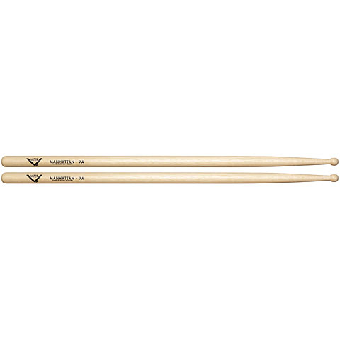 Drumsticks Vater American Hickory Manhattan 7A (Wood)