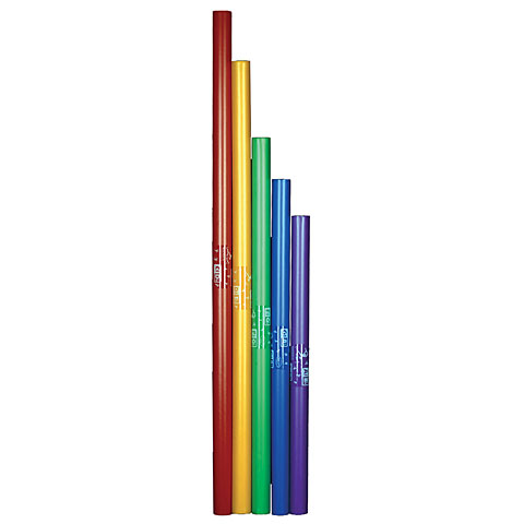 Boomwhackers Bass Tubes Chromatic Add-On