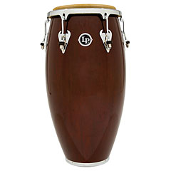 "Latin Percussion Matador Series 11 3/4"" Dark Brown Wood Conga « Conga"