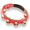 Tamburello Latin Percussion Cyclop LP151 Steel Jingles Tambourine