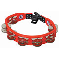Tamburello Latin Percussion Cyclop LP161 Steel Jingles Mountable Tambourine