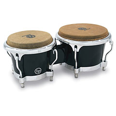 Latin Percussion Fiberglass LP200XF-BK « Bongo
