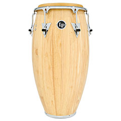 "Latin Percussion Classic Series 11 3/4"" Natural Wood Conga « Conga"