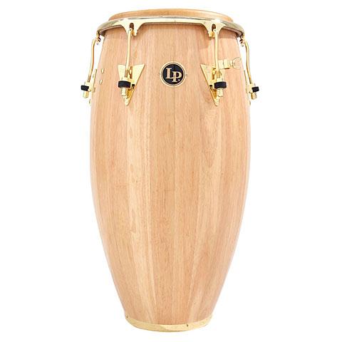 "Conga Latin Percussion Classic Series 12 1/2"" Natural Wood Tumba"