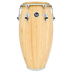 "Latin Percussion Classic Series 12 1/2"" Natural Wood Tumba « Conga"