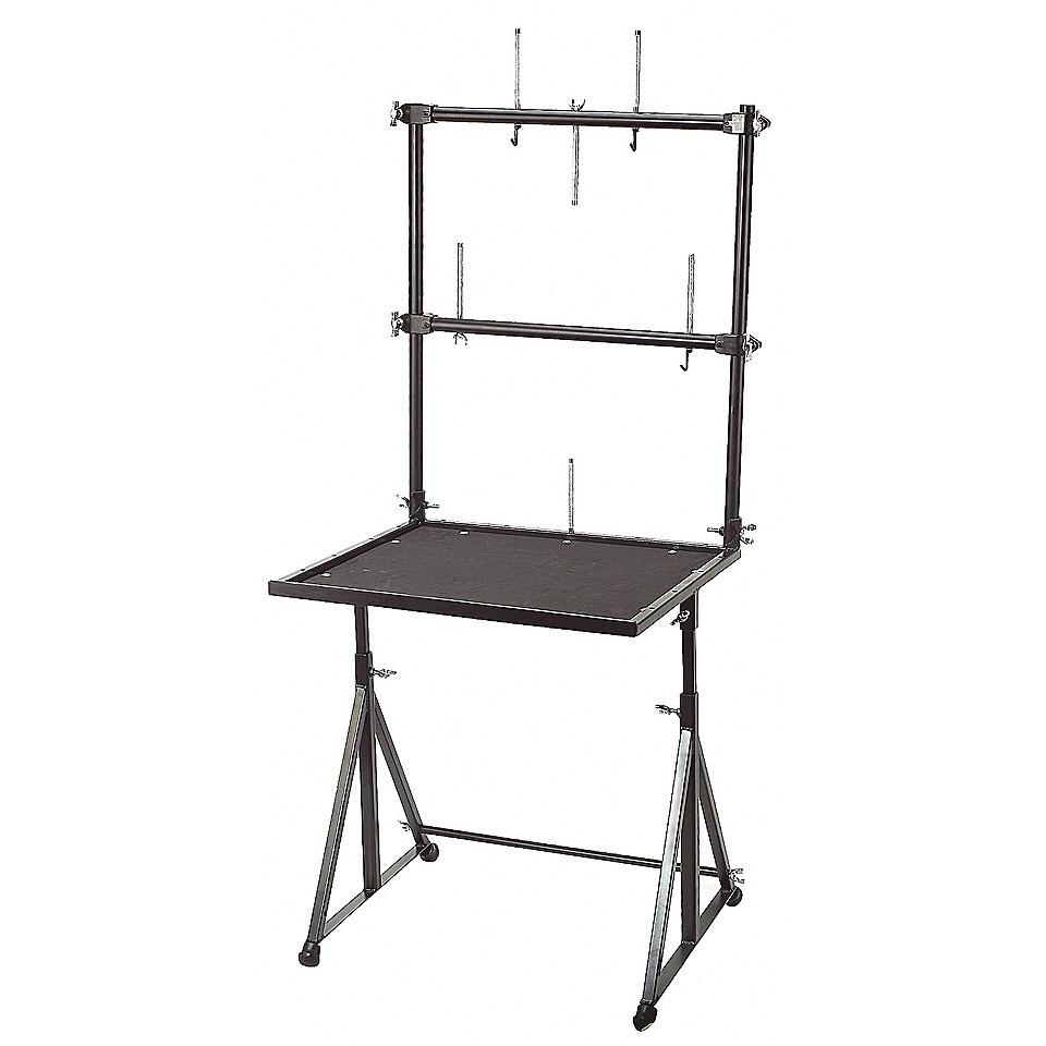 Latin Percussion LP760A Percussion Table « Percussion stand