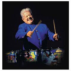 Latin Percussion Tito Puente LP255-B Solid Brass