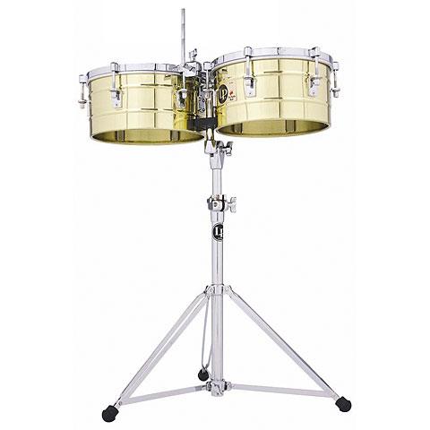 Latin Percussion Tito Puente LP256-B Solid Brass