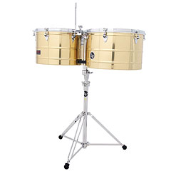 Latin Percussion Tito Puente Thunder Timbs Brass « Timbales