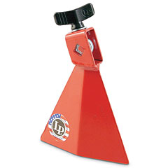 Latin Percussion LP1233 Jam Bell Red Low Pitch « Cencerro