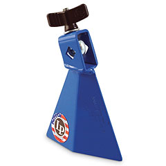 Latin Percussion LP1231 Jam Bell Blue High Pitch « Cencerro