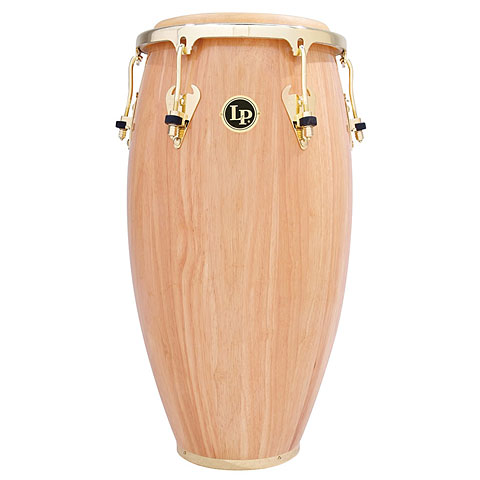 "Conga Latin Percussion Matador Series 11 3/4"" Natural Wood Conga"