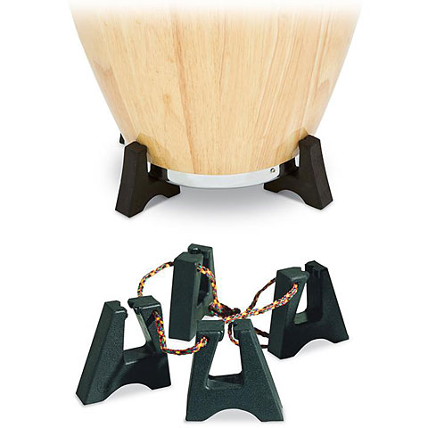 Drumhardware - Latin Percussion LP637 Rubber Conga Feet Percussion Ständer - Onlineshop Musik Produktiv