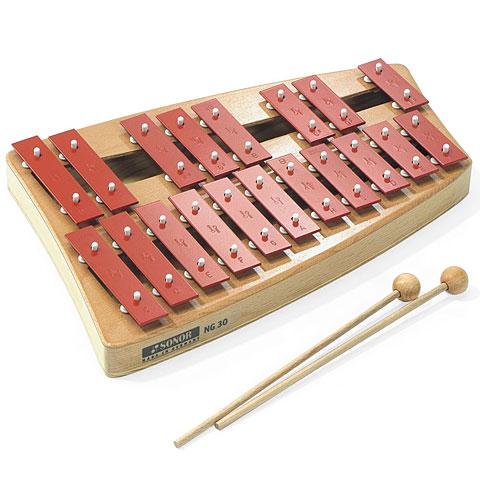 Glockenspiel Sonor NG30 Chromatic Soprano Glockenspiel