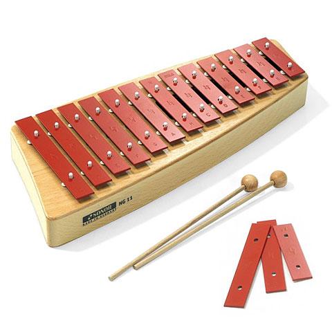 Glockenspiel Sonor NG11 Diatonic Alto Glockenspiel