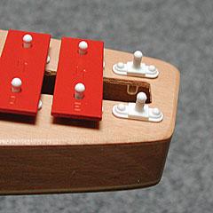Sonor Zapfen ZG1 76517159 for NG and GP Glockenspiel (10 pcs.) « Pièce de rechange