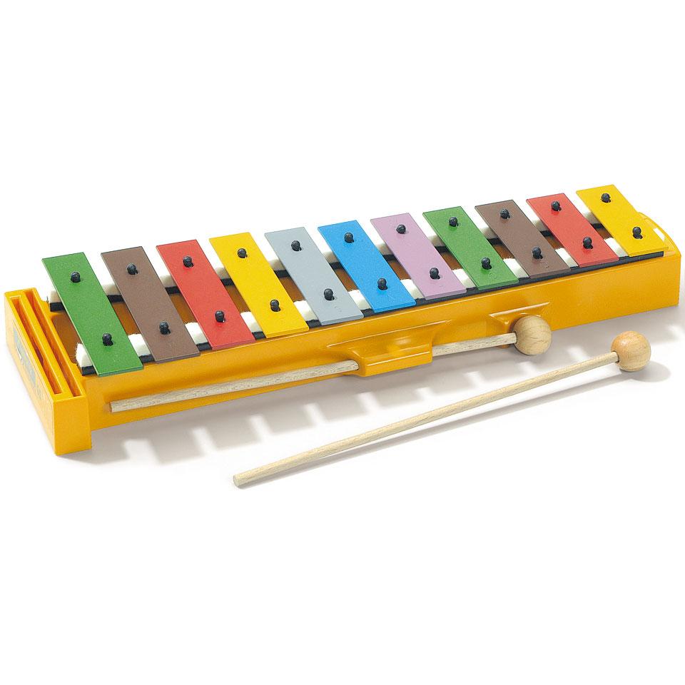 Orffscheinstrumente - Sonor GS Kids Glockenspiel Glockenspiel - Onlineshop Musik Produktiv