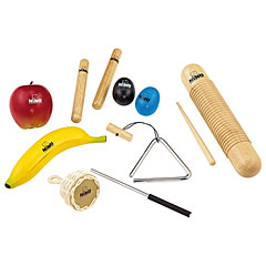 Nino Kid's Percussion Set 9 Pcs. « Set de percussion