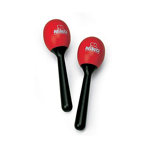 Maracas Nino NINO569R Junior Maracas Red