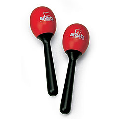 Nino NINO569R Junior Maracas Red