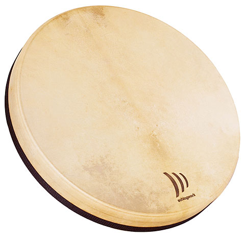 "Tambor de mano Schlagwerk Tunable 24"" Frame Drum With Cross Frame"