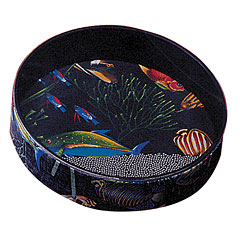 "Remo Ocean Drum 12"" x 2,5"", Fish Graphic « Ocean Drum"