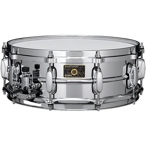 """Snare Drum Tama Signature SC145 14"""" x 5"""" Stewart Copeland Snare"""