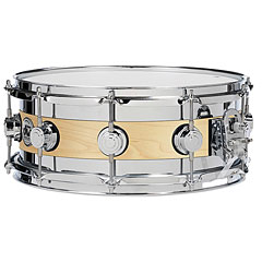 "DW Edge Satin Oil 14""x 6"" « Snare Drum"