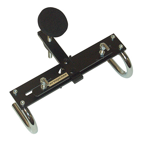Accesorios Carrier Lefima 7702s Marching Snare Carrier Adapter Black