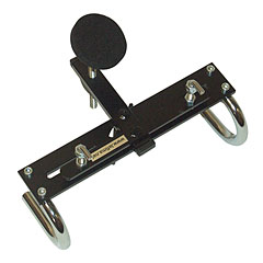 Lefima 7702s Marching Snare Carrier Adapter Black « Fixations fanfare