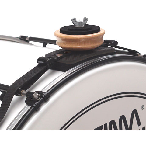 Accesorios marcha Lefima Marching Bassdrum Universal Cymbal Holder