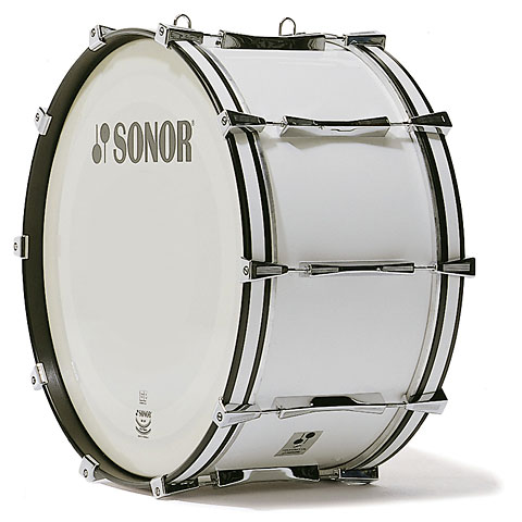 """Bombo de marcha Sonor Professional Line 26"""" x 12"""" Marching Bass Drum"""