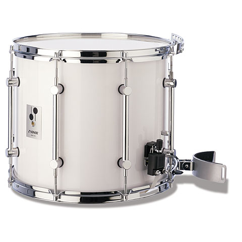 "Parade Snare Sonor B Line Series 14"" x 12"" Parade Snare Drum White"