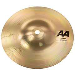 "Sabian AA 8"" Brilliant Splash « Cymbale Splash"