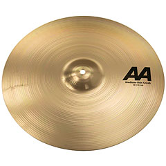 "Sabian AA 16"" Brilliant Medium Thin Crash « Crash"