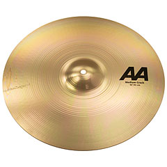 "Sabian AA 16"" Brilliant Medium Crash « Crash"