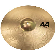 "Sabian AA 18"" Brilliant Medium Crash « Crash"