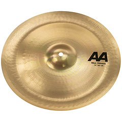 "Sabian AA 14"" Brilliant Mini Chinese « China"