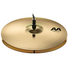 "Sabian AA 14"" Brilliant Medium Hats « Cymbale Hi-Hat"