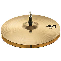 "Sabian AA 14"" Brilliant Rock Hats « Cymbale Hi-Hat"