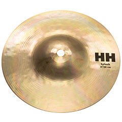 "Sabian HH 8"" Brilliant Splash « Cymbale Splash"