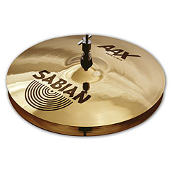 "Sabian AAX 13"" Brilliant Fusion Hats « Hi-Hat-Becken"