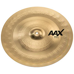 "Sabian AAX 16"" Brilliant Chinese « Cymbale China"