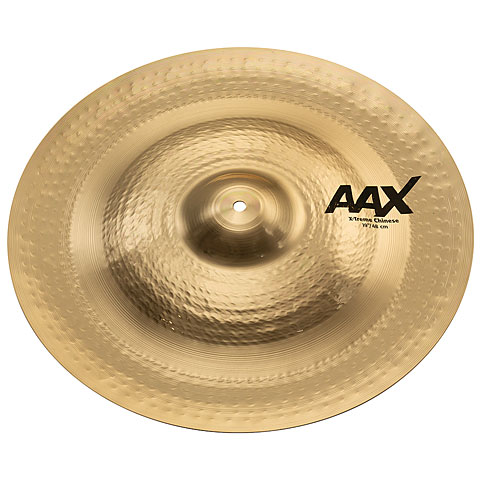"China Sabian AAX 19"" Brilliant X-Treme Chinese"